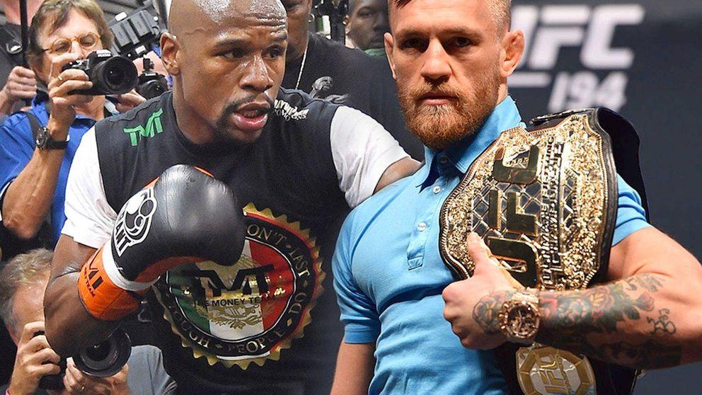 Así será el McGregor-Mayweather: la pelea que les hará ganar 200 millones