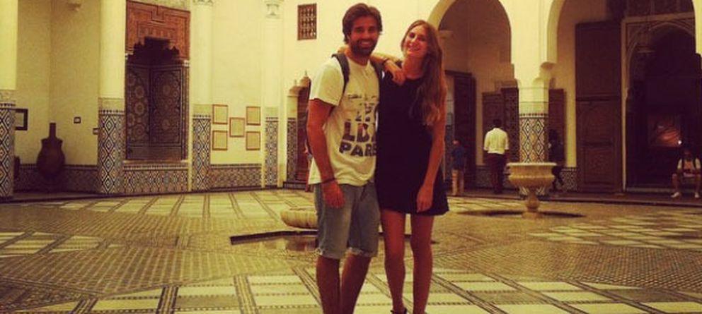 Foto: La escapada marroquí de Sibi Montes y su pareja