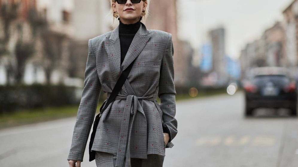 Foto: La blazer será imprescindible en tus looks. (©Imaxtree)