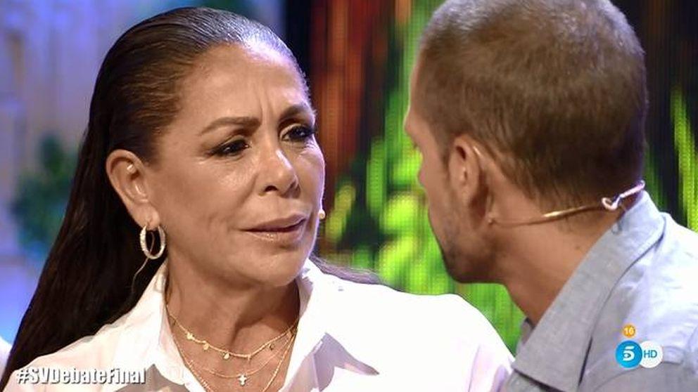 El aplaudido zasca de Albert a Isabel Pantoja en el debate final de 'SV 2019'