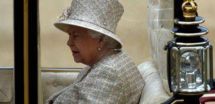 Post de El 'bajón' de la reina Isabel II: el confinamiento le pasa factura