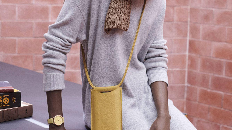 El último invento de Parfois es este minibolso bandolera para llevar el móvil