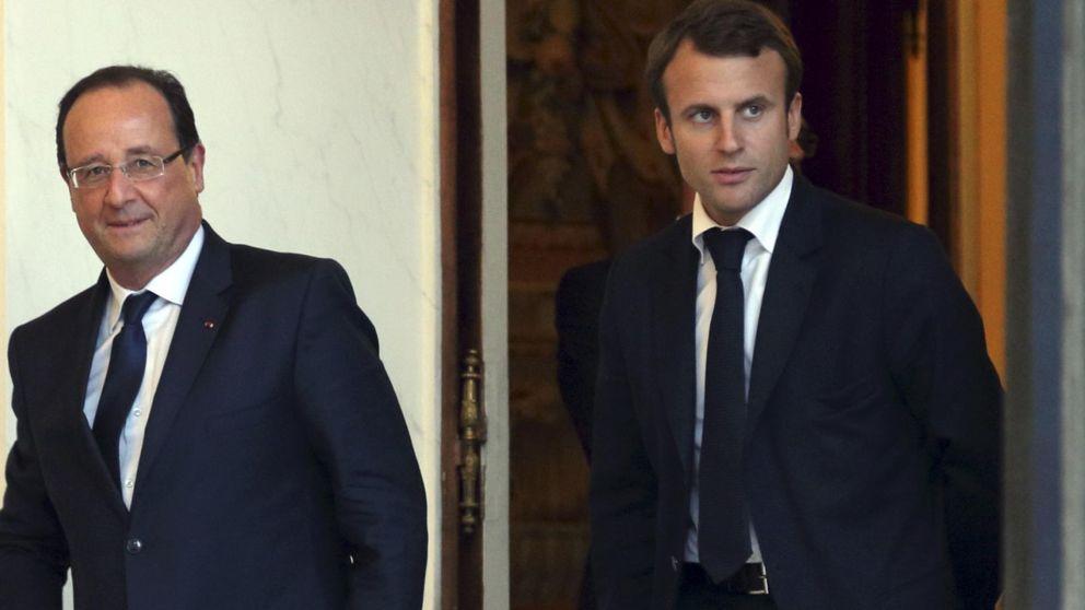Macron, ala liberal del PS, se hace con las riendas de la economía gala