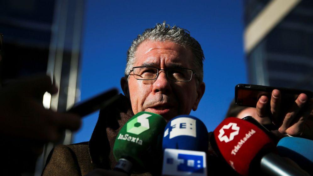 Foto: El exconsejero de la Comunidad de Madrid Francisco Granados. (EFE)