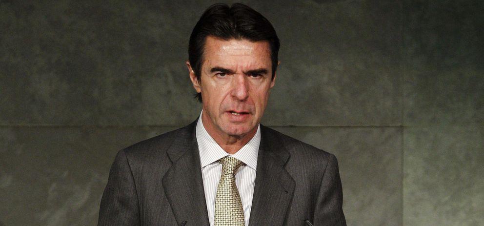 José Manuel Soria, ministro de Industria (EFE)