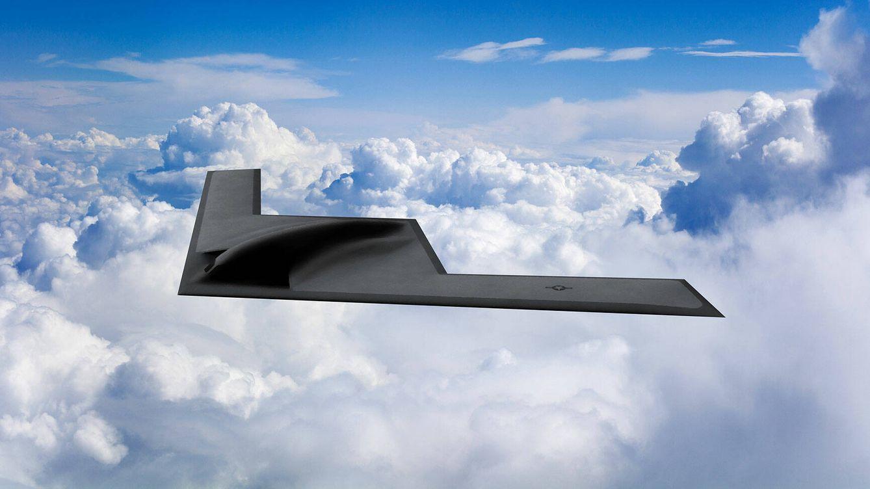 Foto: Un concepto del B-21, aunque nadie sabe cómo va a ser realmente ni qué capacidades tendrá