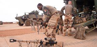 Post de Francia pide a España que baje al ruedo de la lucha antiyihadista en Mali