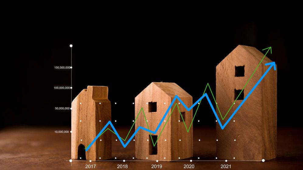Foto: La vivienda toca techo en Madrid y ya cae en Barcelona. (Foto:iStock)