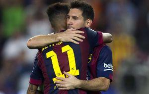 Leo Messi, el mejor colega del Barça y el mejor amigo de Neymar