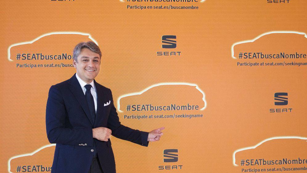 Foto: Luca de Meo, presidente de Seat
