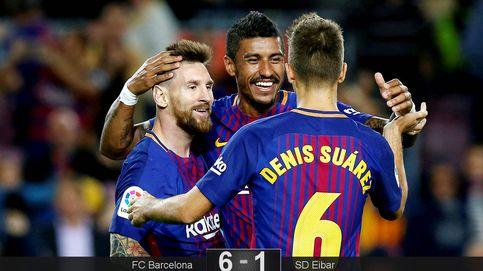 Paulinho y Denis se postulan, pero a Messi no le hacen falta socios