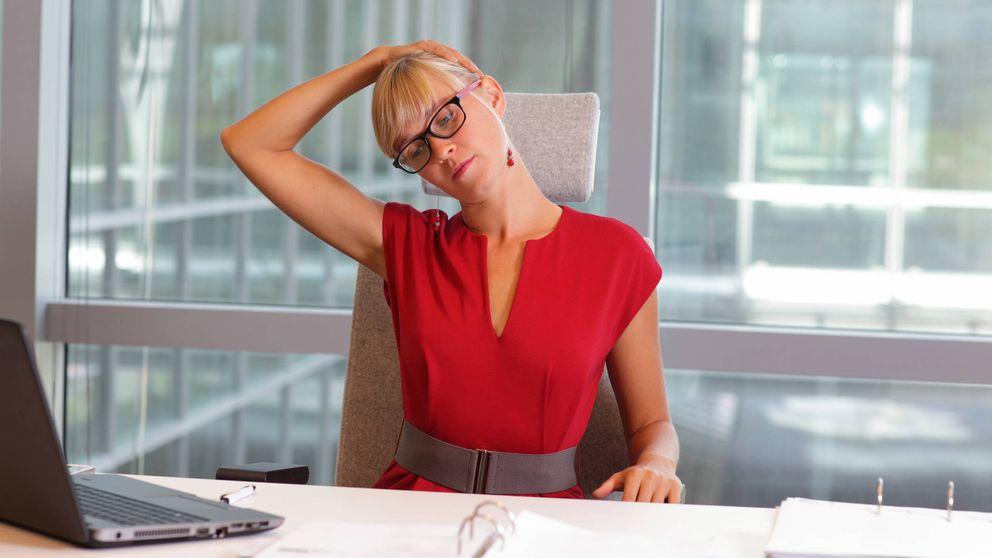Ten cuidado: la mujer que se ha partido el cuello estirándose
