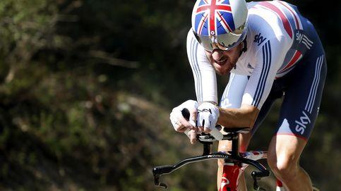 Bradley Wiggins sabe que su cuarto oro olímpico vale 12 kilos más de peso