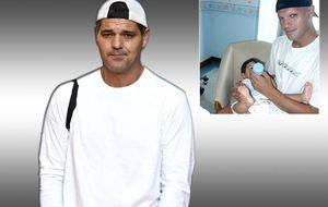 Frank Cuesta confiesa que superó el cáncer antes de ser famoso