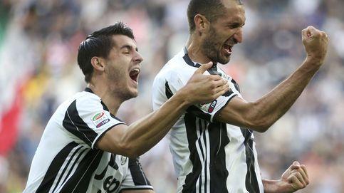 La 'BBC' italiana se lo pondrá a Morata más difícil que la del Real Madrid