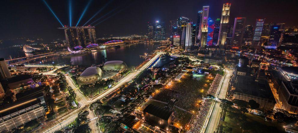 Foto: Singapur ha desbancado a Tokio como la ciudad más cara del mundo.