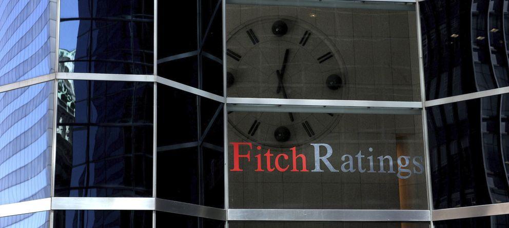 Foto: Imagen de la agencia de calificación Fitch Ratings (EFE)