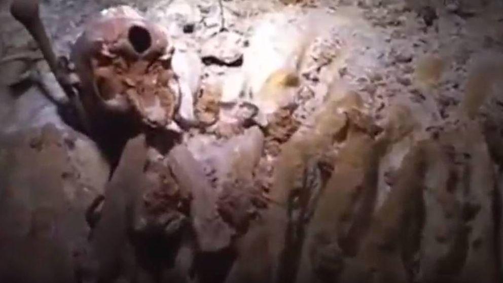 Los secretos de Naia, el esqueleto más antiguo de América: maltratada y madre