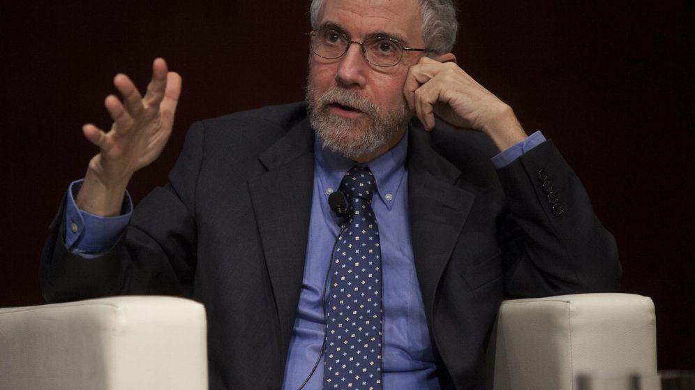 Foto: El Nobel de Economía Paul Krugman (EFE)