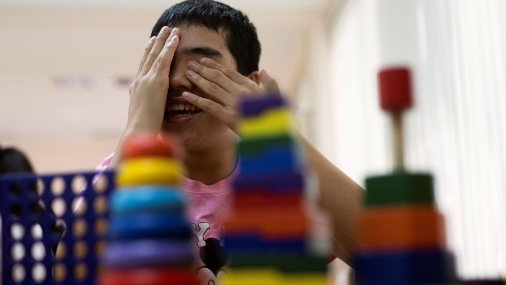 Foto: Los niños con autismo necesitan ayuda (EFE/Rungroj Yongrit)