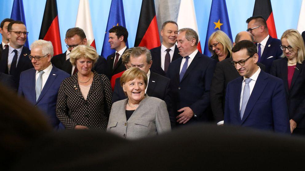Un agujero en Europa llamado Merkel