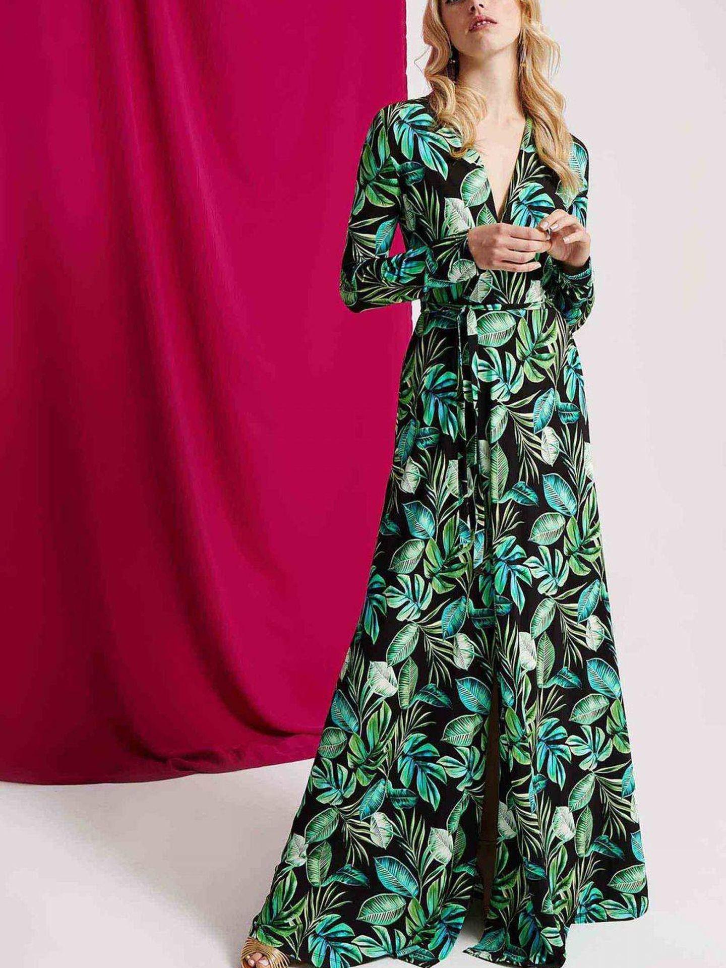 Vestido de Dolores Promesas. (Cortesía)