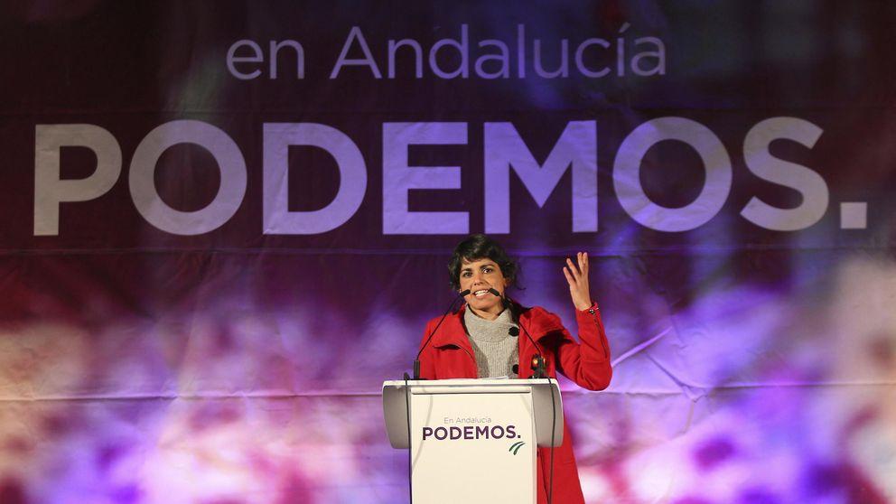 Teresa Rodríguez planta a Canal Sur y no asistirá al 'debate a siete'