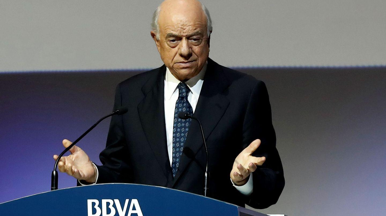 Francisco González, presidente de honor de BBVA.