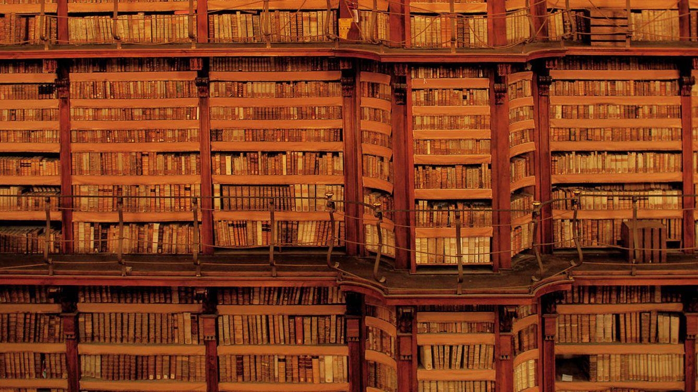 Foto: La biblioteca Angelica de Roma: el refugio de los libros prohibidos