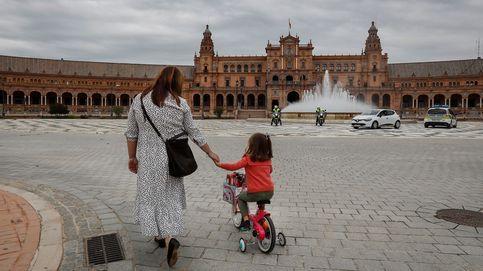 Andalucía suma 1.320 casos, mayor cifra en un mes, y la tasa covid alcanza los 3,7 puntos