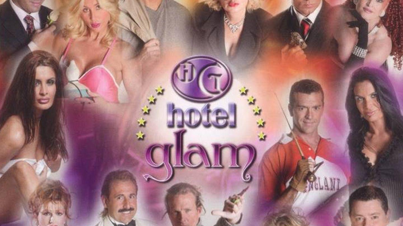 Elenco de 'Hotel Glam'.