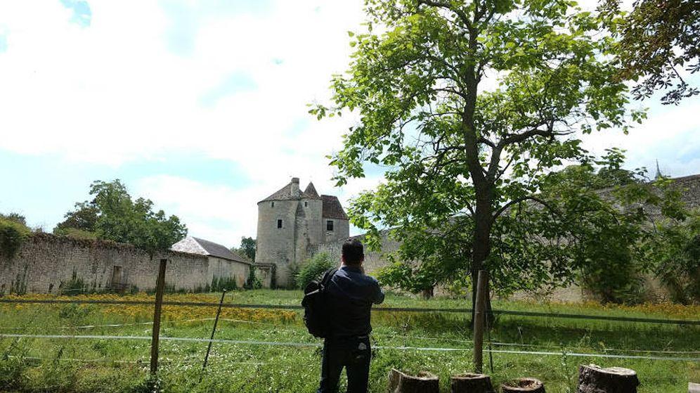 Foto: La torre de Montaigne. (RGF)