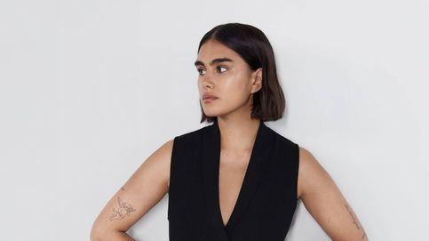 Polémica en Zara por una modelo de talla media a la que se etiqueta de modelo 'curvy'