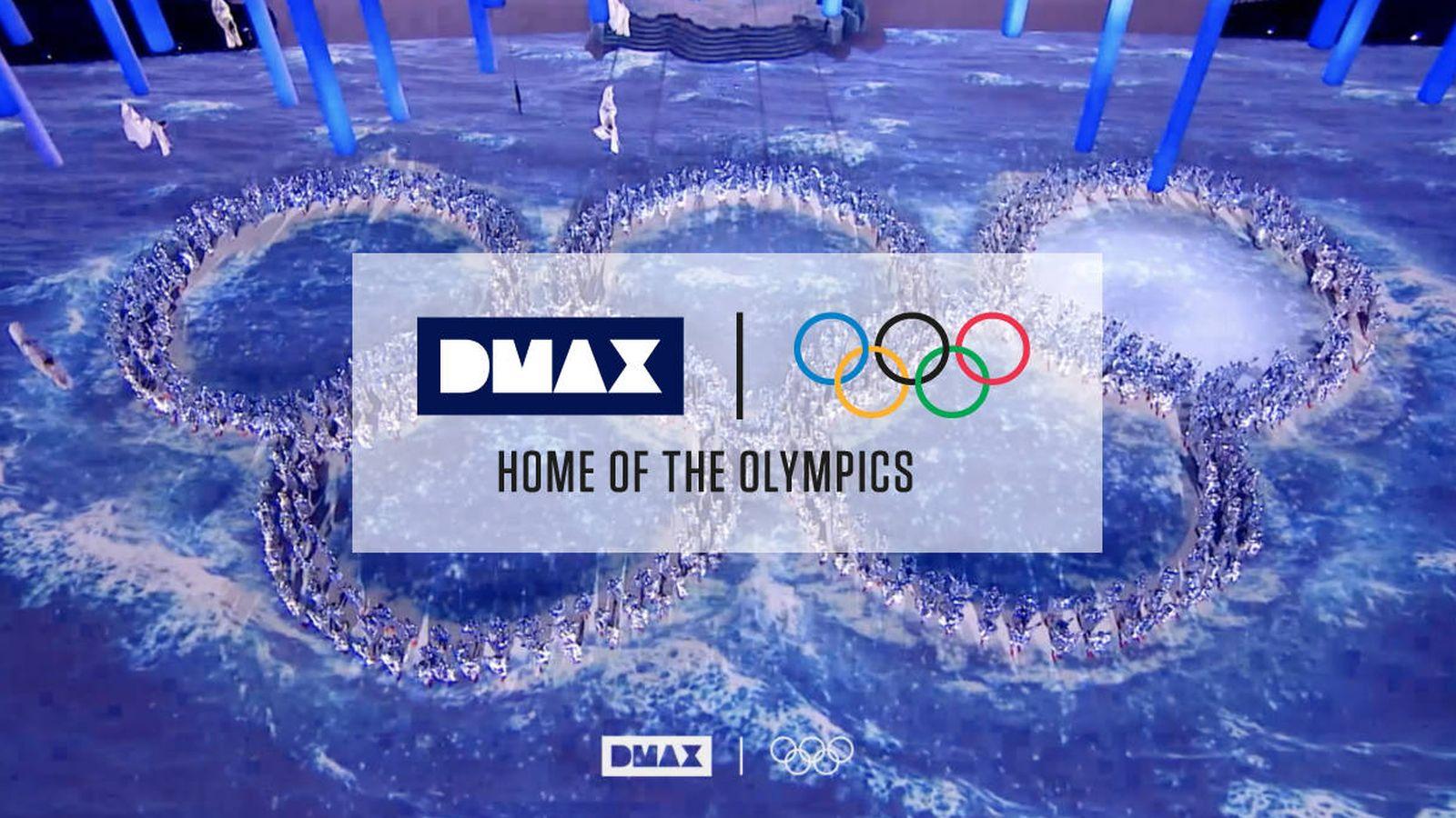 Foto: DMAX ofrecerá los eventos más importantes de los JJOO. (Imagen: EL CONFI TV)