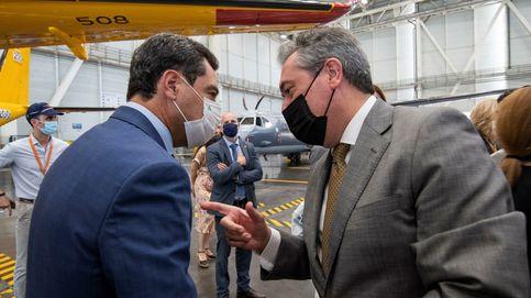 Espadas ofrece al Gobierno andaluz buscar fórmulas para aprobar Presupuestos sin Vox