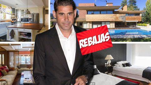 Fernando Hierro, obligado a rebajar su casa en venta en 700.000 euros