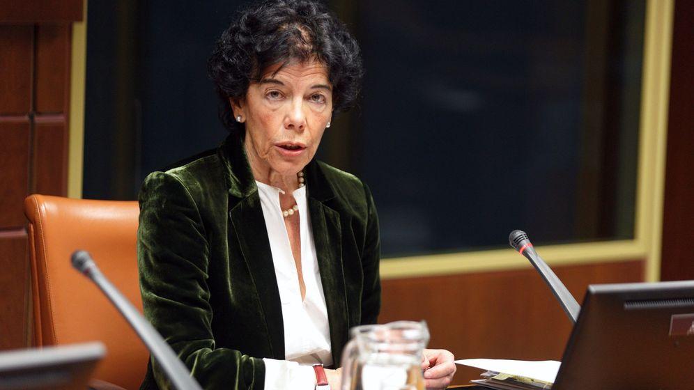Foto: Isabel Celaá, ministra de Educación. (EFE)