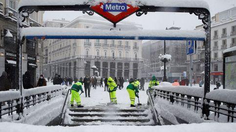 30 caídas por hora, 250 buses varados, 4.000 llamadas en cola: Filomena se ceba en Madrid