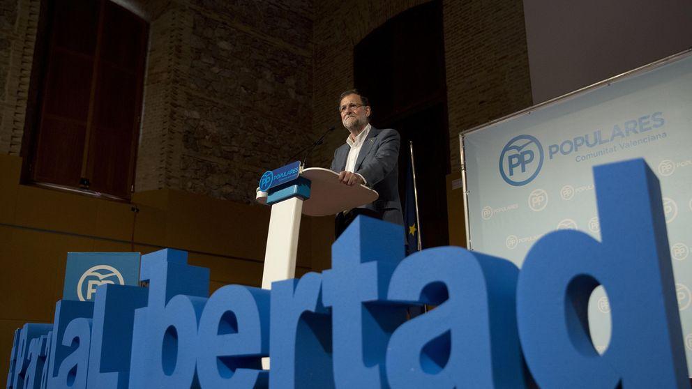 Rajoy alerta contra los políticos amateurs y un PSOE radicalizado de cara al 20-D