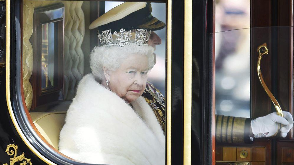 Foto: Isabel II, en una imagen de archivo. (EFE)