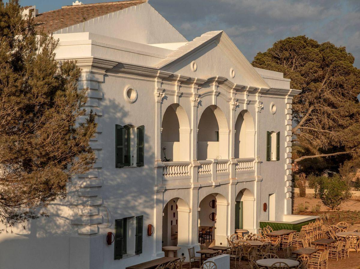 Foto: Zona principal de Menorca Experimental.