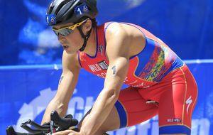 Noya sigue de dulce y vuelve a vencer en un Triatlón, esta vez en Francia