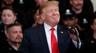 Trump: soga en el cuello español