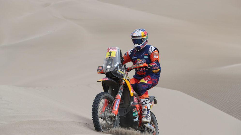 Foto: Toby Price ya ganó el Dakar en 2016. (EFE)