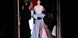 Post de Magia, volumen y geometría: la alta costura de Valentino, una reverencia al ángulo