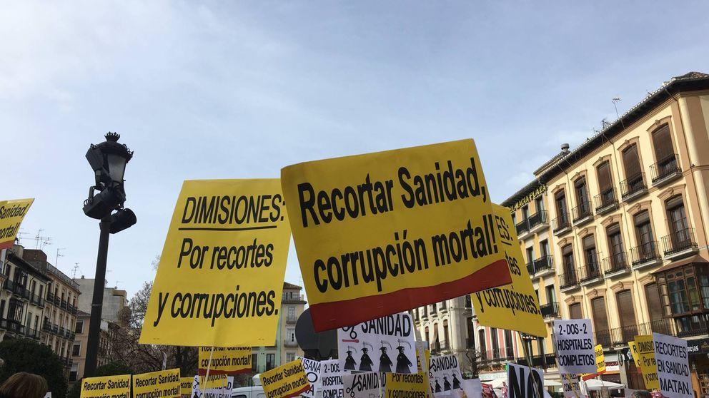 Spiriman pide más dimisiones en Sanidad y logra el apoyo de un fiscal