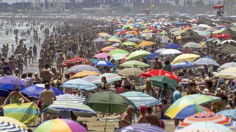 España bate récord de turistas internacionales