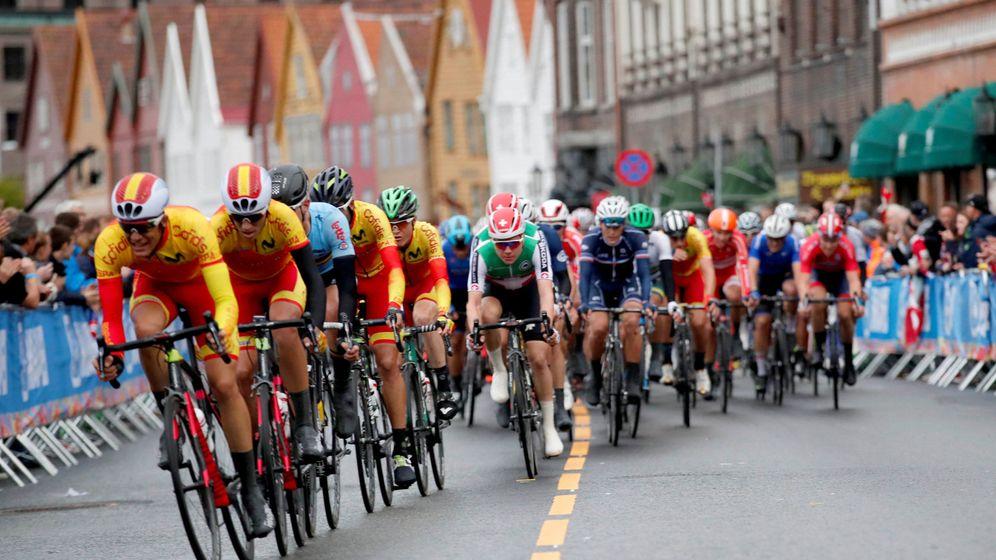 Foto: España cuenta con nueve corredores en Bergen. (Reuters)
