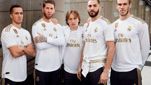 Así es la nueva camiseta del Real Madrid: vuelve al dorado y a los colores históricos
