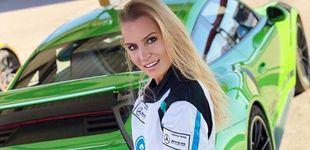 Post de Doreen Seidel: de modelo de Playboy a correr en la Fórmula 1 femenina